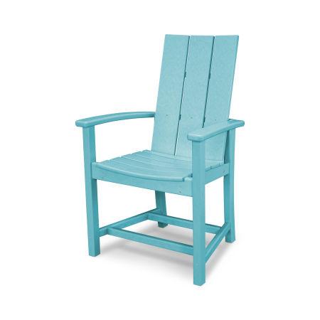 MOD Adirondack Dining Chair in Aruba
