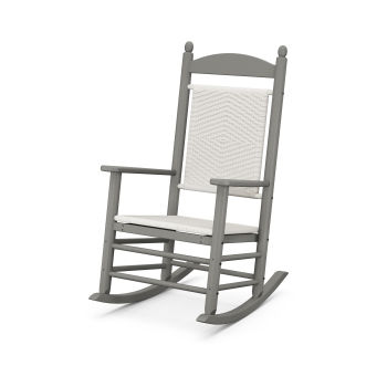 Jefferson Woven Rocking Chair