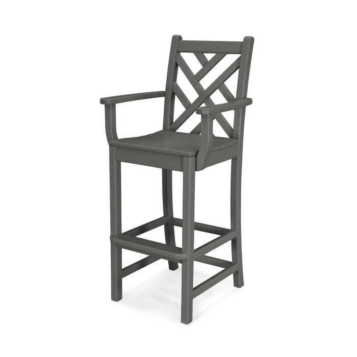 Chippendale Bar Arm Chair