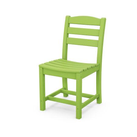 La Casa Café Dining Side Chair in Lime