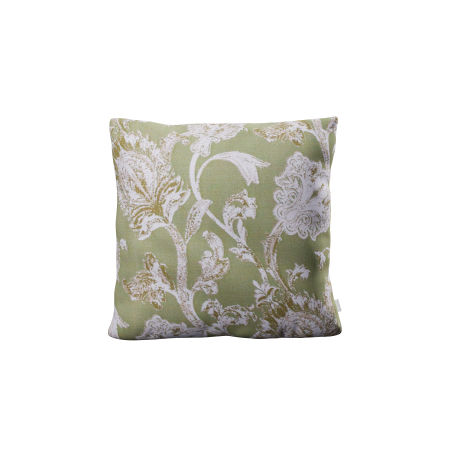 "20"" Outdoor Throw Pillow by POLYWOOD® in Botanical Gardens Pistachio"