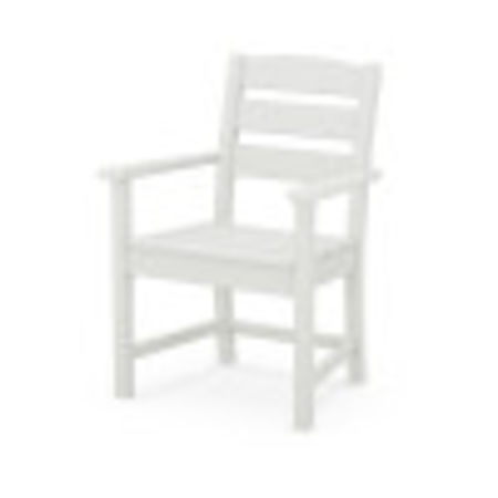 Lakeside Dining Arm Chair in Vintage White