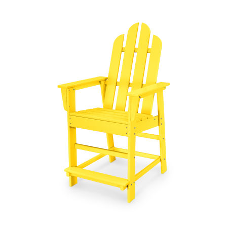 Long Island Counter Chair in Lemon