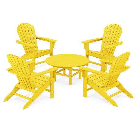 5-Piece Conversation Group in Lemon