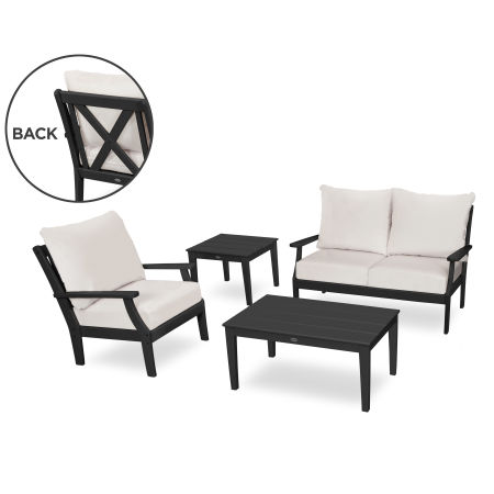 Braxton 4-Piece Deep Seating Set