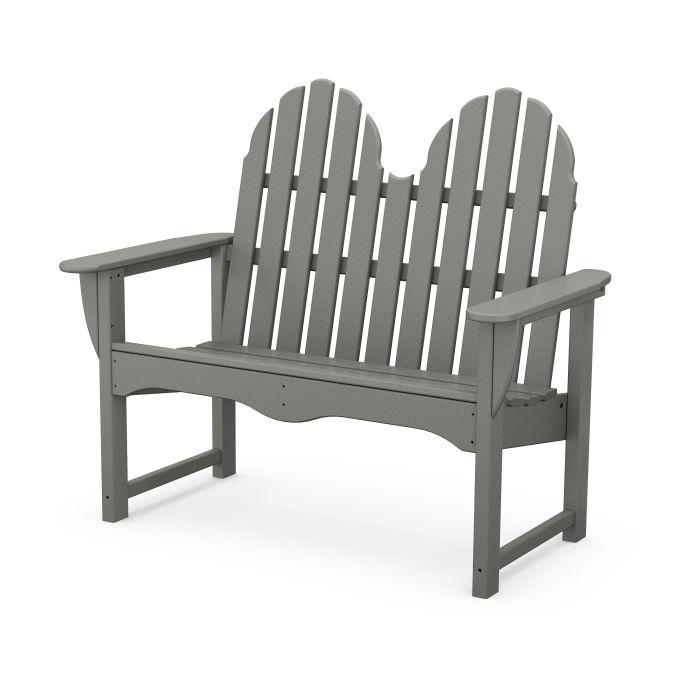 "Classic Adirondack 48"" Bench"