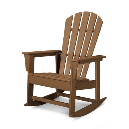 South Beach Rocking Chair in Teak