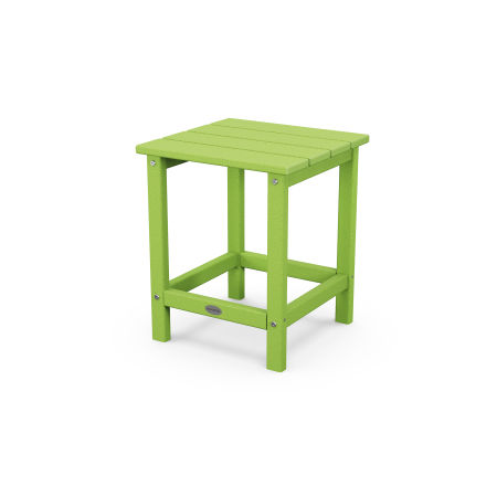 "Long Island 18"" Side Table in Lime"