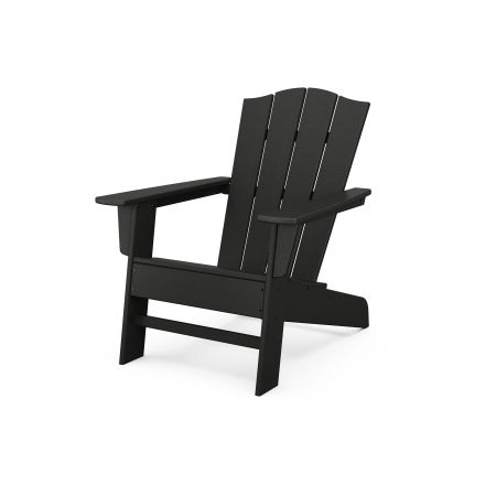 The Crest Chair in Black