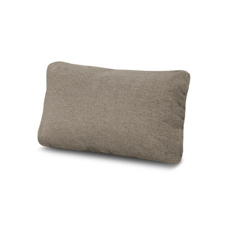 Outdoor Lumbar Pillow in Sancy Shale