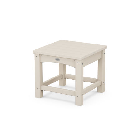 "Club 18"" Side Table in Sand"