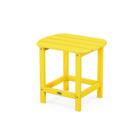 "18"" Side Table in Lemon"