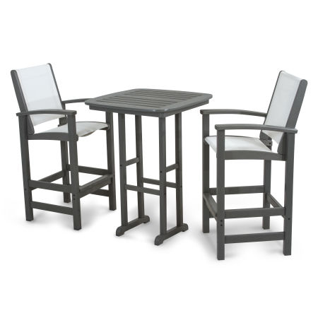 Coastal 3-Piece Bar Set