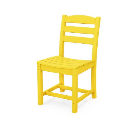 La Casa Café Dining Side Chair in Lemon