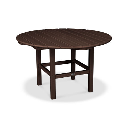 Kids Dining Table in Mahogany