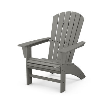 Nautical Curveback Adirondack Chair