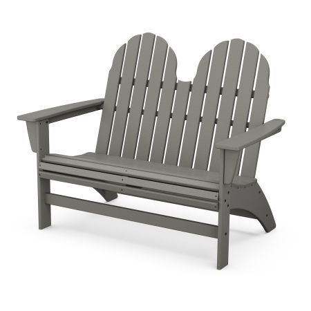 Vineyard Adirondack Bench