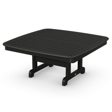 "Nautical 44"" Conversation Table in Black"