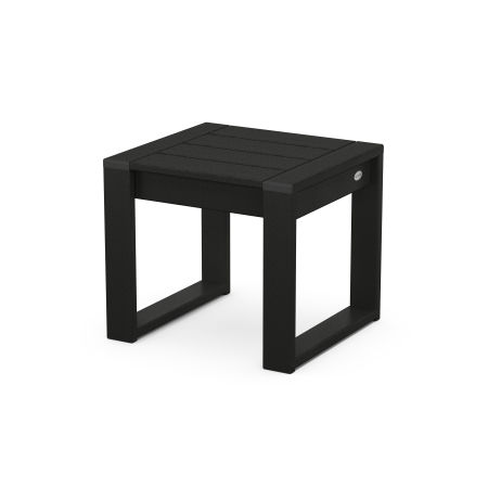 EDGE End Table in Black