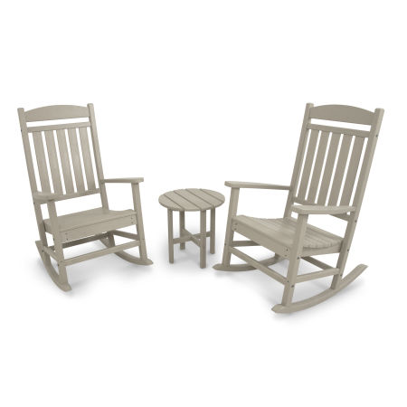 Classics 3-Piece Rocker Seating Set