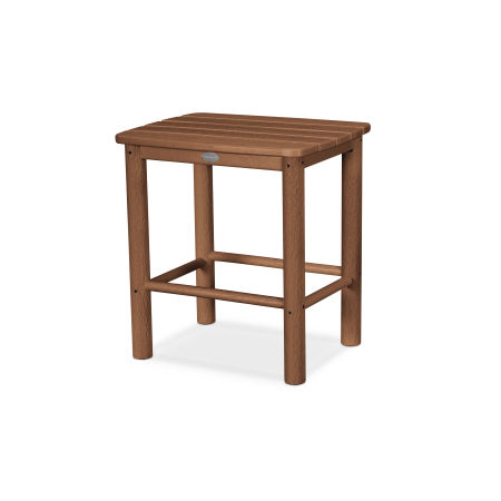 McGavin Side Table in Teak
