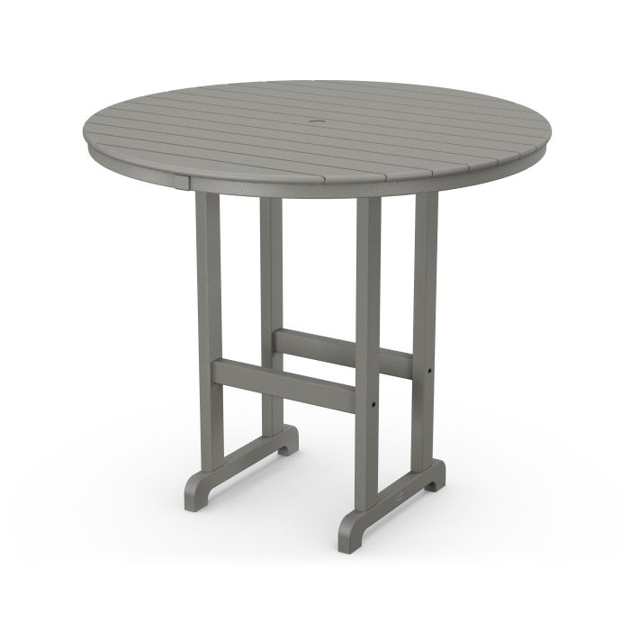 """Round 48"""" Bar Table"""