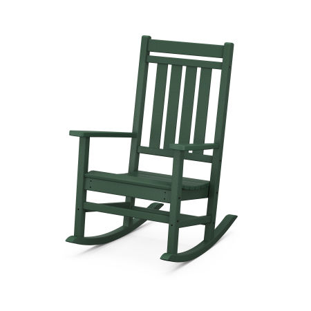 Estate Rocking Chair in Green