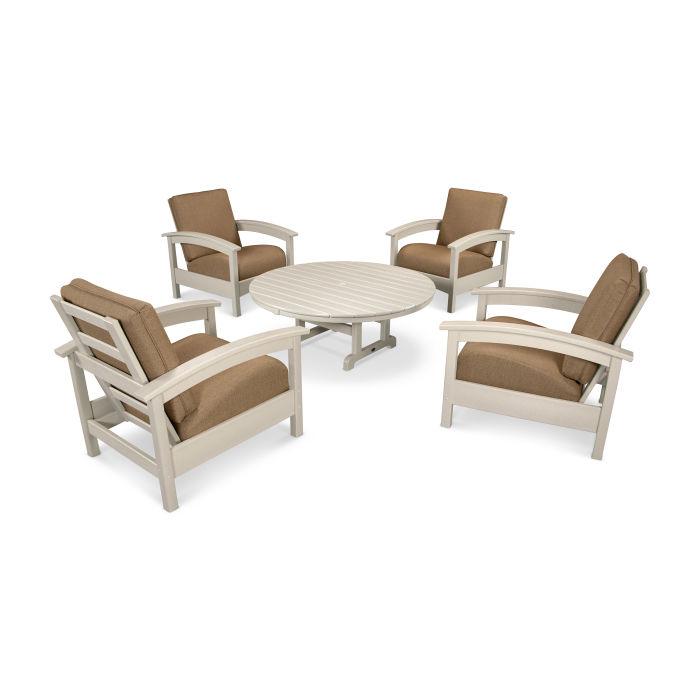Rockport 5-Piece Deep Seating Set