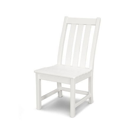 Vineyard Dining Side Chair in Vintage White