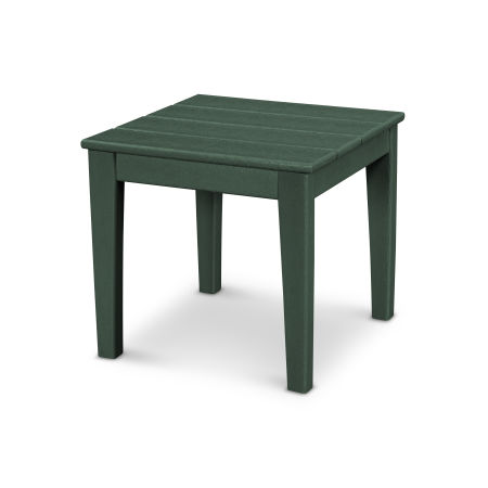 """Newport 18"""" End Table in Green"""