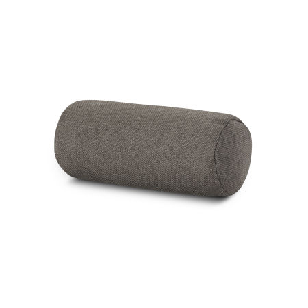 Outdoor Bolster Pillow in Blend Coal