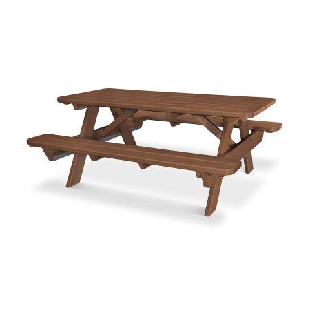 """Park 72"""" Picnic Table in Teak"""
