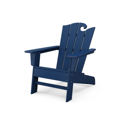 The Ocean Chair in Navy