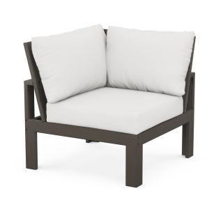 EDGE Modular Corner Chair in Vintage Finish