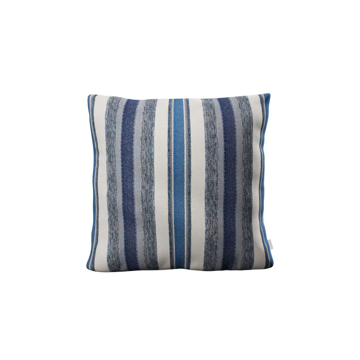 """20"""" Outdoor Throw Pillow by POLYWOOD® in Hamptons Stripe"""