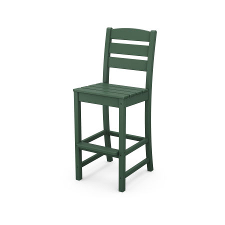Lakeside Bar Side Chair in Green