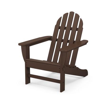 Classic Adirondack Chair in Mahogany
