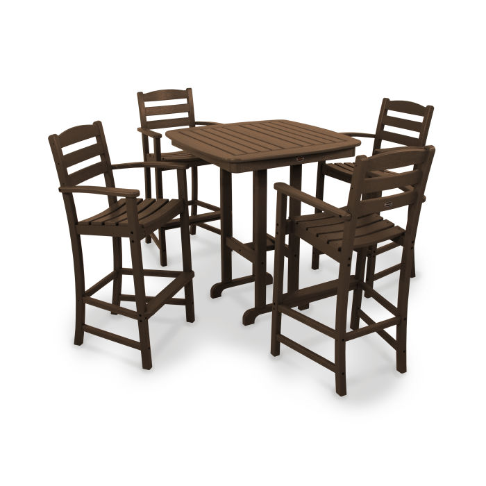 La Casa Café 5-Piece Bar Set