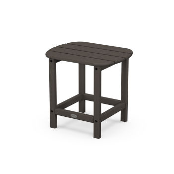 "South Beach 18"" Side Table in Vintage Finish"