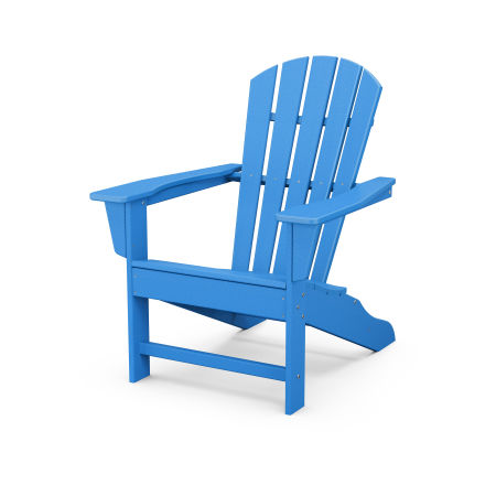 Palm Coast Adirondack in Pacific Blue