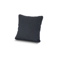 "16"" Outdoor Throw Pillow by POLYWOOD® in Depth Indigo"