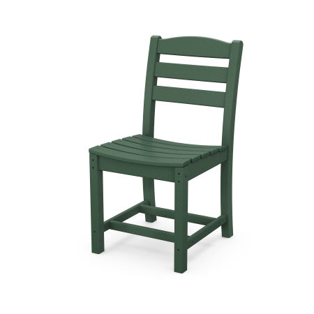 La Casa Café Dining Side Chair in Green