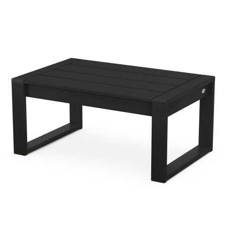 EDGE Coffee Table in Black