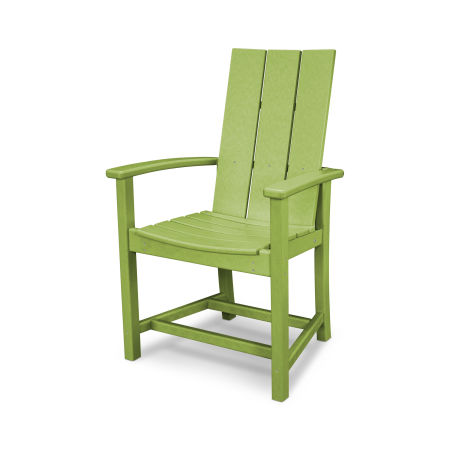 MOD Adirondack Dining Chair in Lime