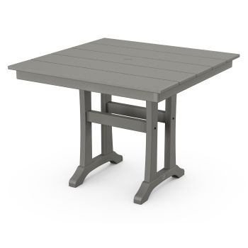 "Farmhouse Trestle 37"" Dining Table"