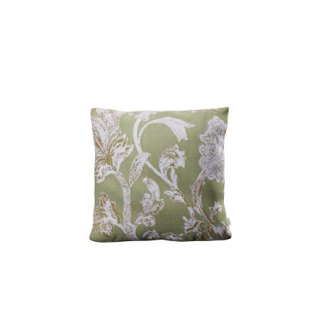 "16"" Outdoor Throw Pillow by POLYWOOD® in Botanical Gardens Pistachio"
