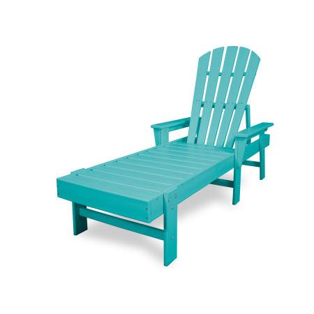 South Beach Chaise in Aruba