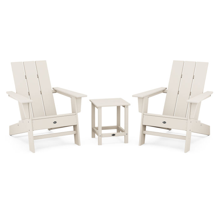 Eastport Modern Adirondack 3-Piece Set