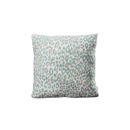 """20"""" Outdoor Throw Pillow by POLYWOOD® in Safari Spearmint"""