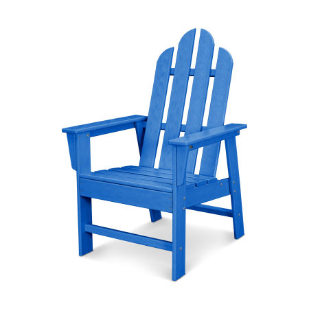 Long Island Dining Chair in Pacific Blue